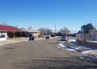 Casa en ejecución hipotecaria in Albuquerque, NM, 87121,  CATALINA CT SW ID: F4403579