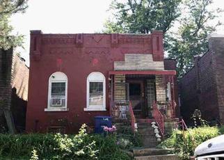 Casa en ejecución hipotecaria in Saint Louis, MO, 63111,  FASSEN ST ID: F4403954