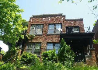 Casa en ejecución hipotecaria in Saint Louis, MO, 63111,  EICHELBERGER ST ID: F4403958