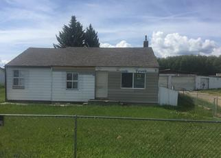 Foreclosure Home in Anaconda, MT, 59711,  RICKARDS ST ID: F4404757