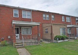 Casa en ejecución hipotecaria in Dundalk, MD, 21222,  STOKESLEY RD ID: F4405101