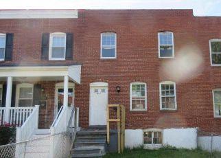 Casa en ejecución hipotecaria in Brooklyn, MD, 21225,  SOUTHERLY RD ID: F4406217