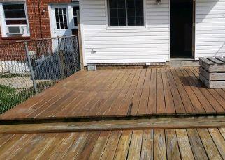 Casa en ejecución hipotecaria in Dundalk, MD, 21222,  PENHALL RD ID: F4406424