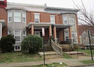 Casa en ejecución hipotecaria in Baltimore, MD, 21216,  W LANVALE ST ID: F4407911