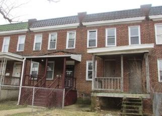 Casa en ejecución hipotecaria in Baltimore, MD, 21215,  ARCADIA AVE ID: F4408787