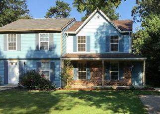 Casa en ejecución hipotecaria in Waldorf, MD, 20603,  KINGFISHER CT ID: F4409920