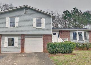 Casa en ejecución hipotecaria in Stone Mountain, GA, 30083,  AUTUMN HILL LN ID: F4410558