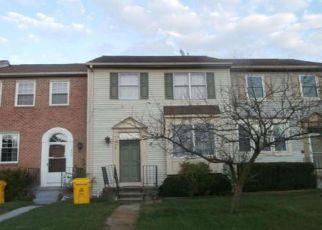 Casa en ejecución hipotecaria in Millersville, MD, 21108,  WATSON CT ID: F4414069