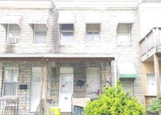 Casa en ejecución hipotecaria in Curtis Bay, MD, 21226,  SYCAMORE ST ID: F4414095