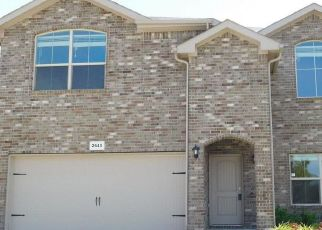 Foreclosure Home in Tarrant county, TX ID: F4414307