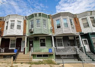 Foreclosure Home in Philadelphia, PA, 19132,  W TORONTO ST ID: F4421426