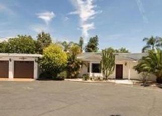Foreclosure Home in Vista, CA, 92083,  NORTH AVE ID: F4421503