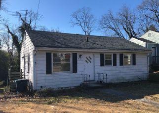 Casa en ejecución hipotecaria in Roanoke, VA, 24017,  TENNESSEE AVE NW ID: F4421978