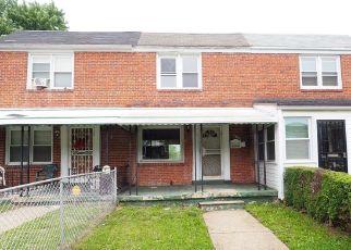 Casa en ejecución hipotecaria in Brooklyn, MD, 21225,  CHERATON RD ID: F4424390