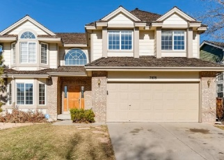 Foreclosure Home in Littleton, CO, 80130,  MOUNTAIN BRUSH CIR ID: F4426965