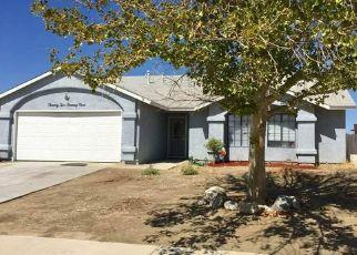 Casa en ejecución hipotecaria in Rosamond, CA, 93560,  THISTLE ST ID: F4429034