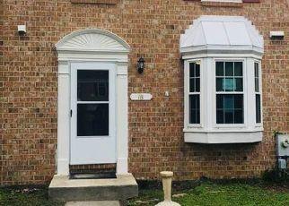 Casa en ejecución hipotecaria in Owings Mills, MD, 21117,  WELLSPRING CIR ID: F4429914