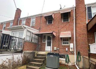 Casa en ejecución hipotecaria in Dundalk, MD, 21222,  SAINT FABIAN LN ID: F4431688