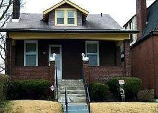 Casa en ejecución hipotecaria in Saint Louis, MO, 63115,  MARGARETTA AVE ID: F4434397