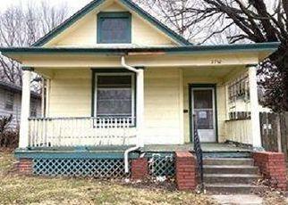 Foreclosure Home in Saint Joseph, MO, 64507,  DUNCAN ST ID: F4434766