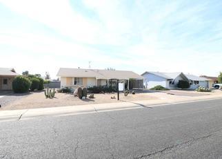 Casa en ejecución hipotecaria in Sun City, AZ, 85351,  W LA JOLLA DR ID: F4439060