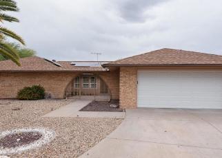 Casa en ejecución hipotecaria in Sun City West, AZ, 85375,  W ROCK SPRINGS DR ID: F4439641