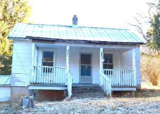 Casa en ejecución hipotecaria in Botetourt Condado, VA ID: F4441172