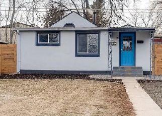Casa en ejecución hipotecaria in Denver, CO, 80219,  W GILL PL ID: F4441884