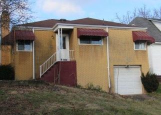 Foreclosure Home in Weirton, WV, 26062,  BRIGHTWAY ST ID: F4442755