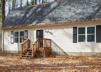 Casa en ejecución hipotecaria in Williamsburg, VA, 23188,  KING HENRY WAY ID: F4443743