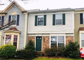 Casa en ejecución hipotecaria in Woodbridge, VA, 22191,  MIRANDA CT ID: F4443792