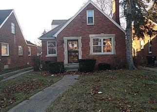 Casa en ejecución hipotecaria in Detroit, MI, 48235,  LINDSAY ST ID: F4443856