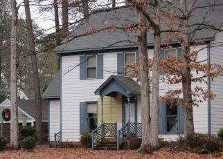 Foreclosure Home in Wilson county, NC ID: F4443975