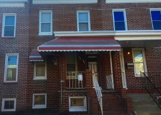 Casa en ejecución hipotecaria in Baltimore, MD, 21213,  RAVENWOOD AVE ID: F4445002