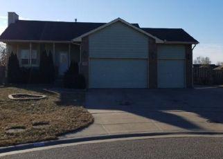 Foreclosure Home in Mulvane, KS, 67110,  E HICKORY CT ID: F4445379