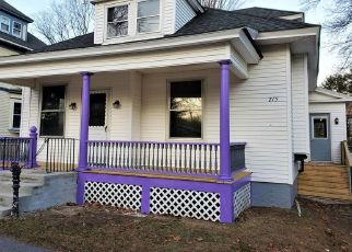 Foreclosure Home in Auburn, ME, 04210,  WINTER ST ID: F4445590
