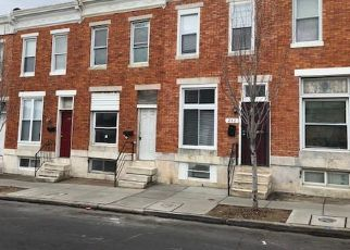 Casa en ejecución hipotecaria in Baltimore, MD, 21224,  N ELLWOOD AVE ID: F4446401