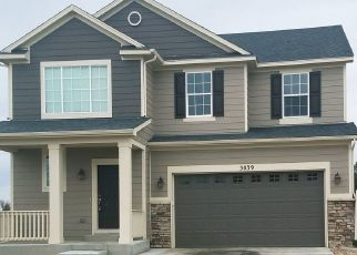 Casa en ejecución hipotecaria in Fort Collins, CO, 80525,  PERCHERON DR ID: F4446601