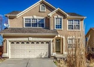 Foreclosure Home in El Paso county, CO ID: F4446817