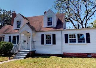 Casa en ejecución hipotecaria in Hampton, VA, 23661,  LITTLE FARMS AVE ID: F4448109