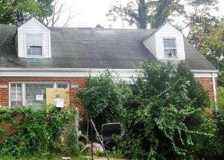 Casa en ejecución hipotecaria in Hyattsville, MD, 20781,  ELBERTON PL ID: F4449964