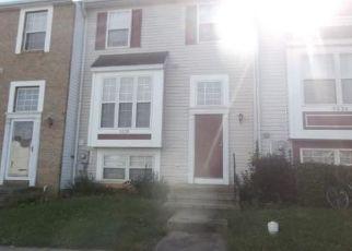 Casa en ejecución hipotecaria in New Market, MD, 21774,  JOSEPH CT ID: F4453818