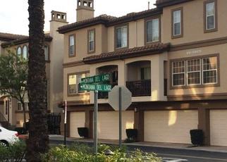 Casa en ejecución hipotecaria in Rancho Santa Margarita, CA, 92688,  MONTANA DEL LAGO DR ID: F4454613