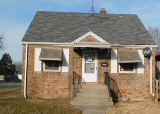 Foreclosure Home in Hammond, IN, 46323,  CLEVELAND ST ID: F4455066