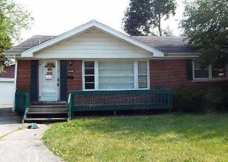 Foreclosure Home in South Holland, IL, 60473,  E 159TH PL ID: F4455764