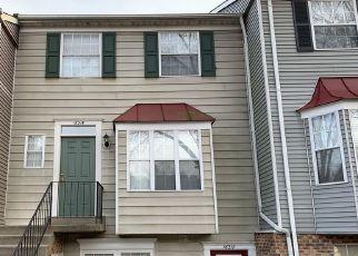 Casa en ejecución hipotecaria in Dumfries, VA, 22025,  TACONIC CIR ID: F4456017