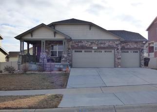 Casa en ejecución hipotecaria in Greeley, CO, 80634,  TALON PKWY ID: F4456056