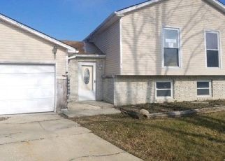 Foreclosure Home in University Park, IL, 60484,  OLD FORGE CT ID: F4456651