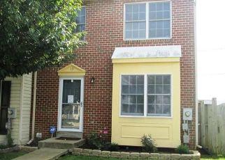 Casa en ejecución hipotecaria in Thurmont, MD, 21788,  CATOCTIN HIGHLANDS CIR ID: F4456988