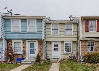 Casa en ejecución hipotecaria in Burtonsville, MD, 20866,  CROSSWOOD DR ID: F4458185